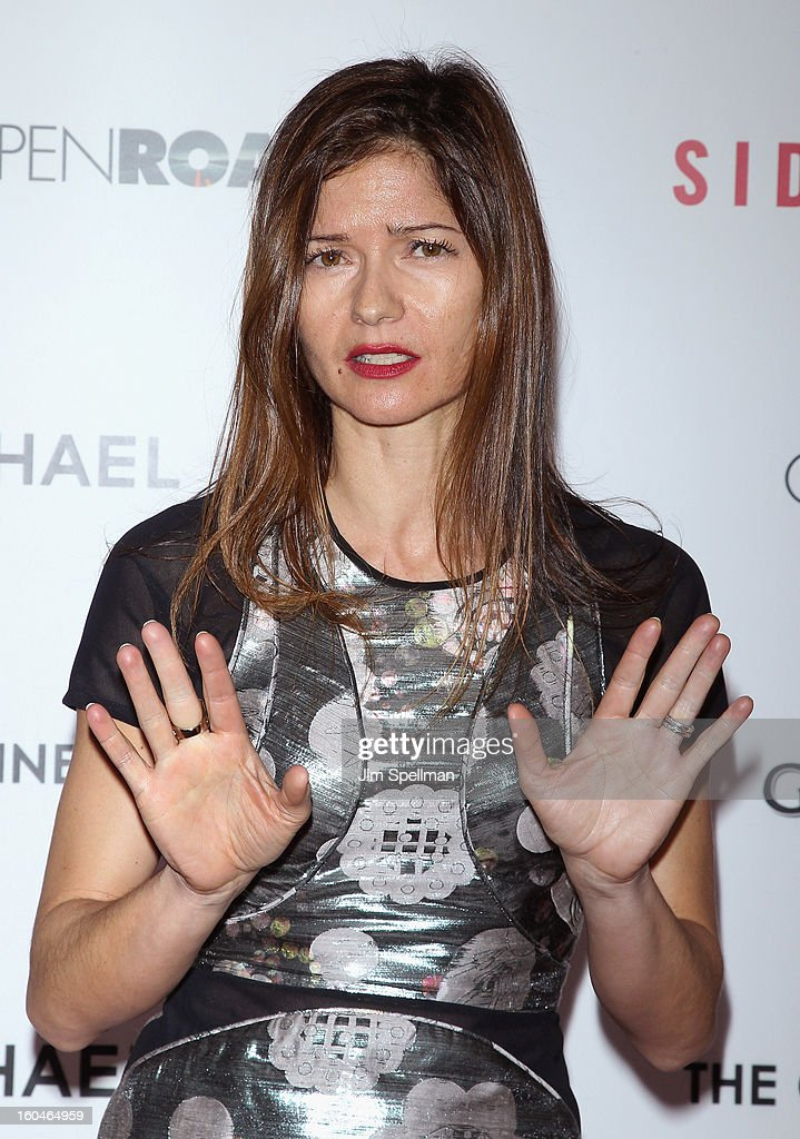 Jill Hennessy attends the Open Road With The Cinema Society And Michael Kors Host The Premiere Of 'Side Effects' at AMC Lincoln Square Theater on January 31, 2013 in New York City.