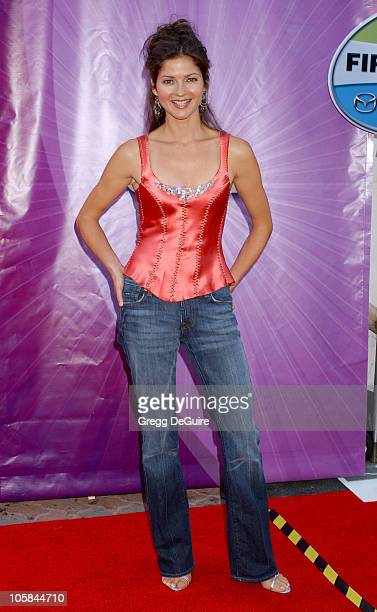 Jill Hennessy during 2005 NBC Network All Star Celebration Arrivals at Century Club in Los Angeles California United States