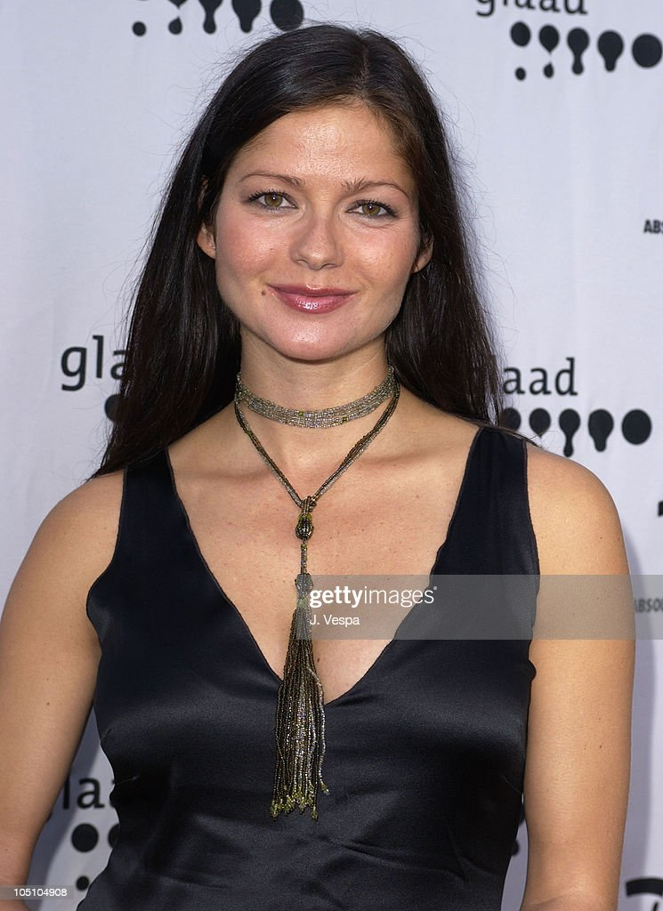 Jill Hennessy during The 14th Annual GLAAD Media Awards Los Angeles VIP Reception at Kodak Theatre in Hollywood California United States