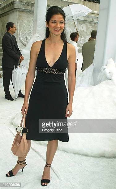Jill Hennessy during 'The Day After Tomorrow' New York Premiere Arrivals at American Museum of Natural History in New York City New York United States
