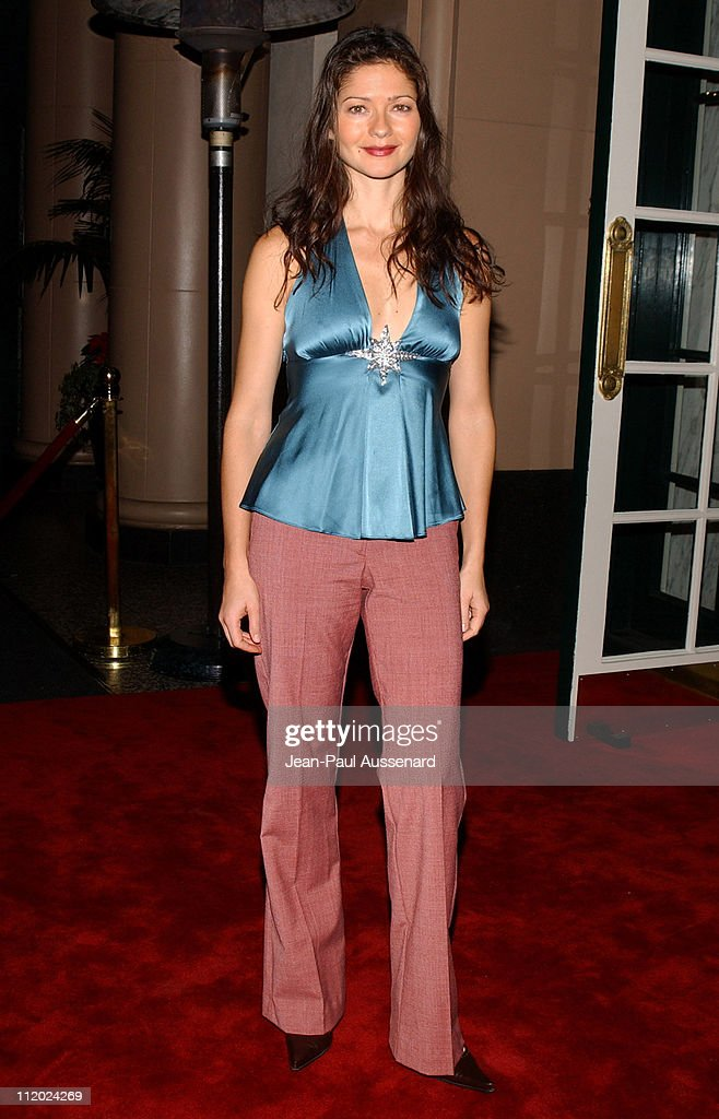 Jill Hennessy during The Friends of The Los Angeles Free Clinic's 28th Annual Dinner Gala at Regent Beverly Wilshire in Beverly Hills California...