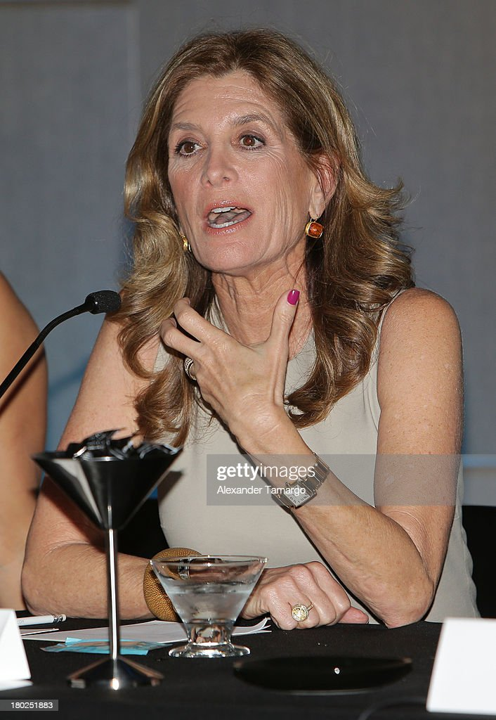 Jill Hertberg attends the Haute Magazine Real Estate Summit at the W Hotel South Beach on September 10, 2013 in Miami, Florida.