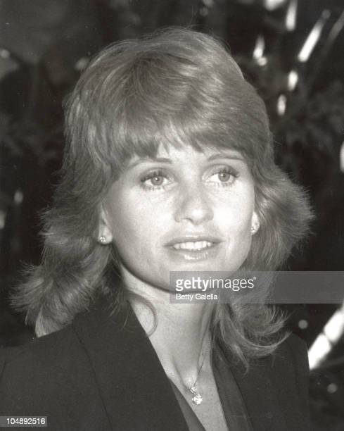 Jill Ireland during 1st Annual Talent Awards Luncheon at Beverly Hills Hotel in Beverly Hills California United States