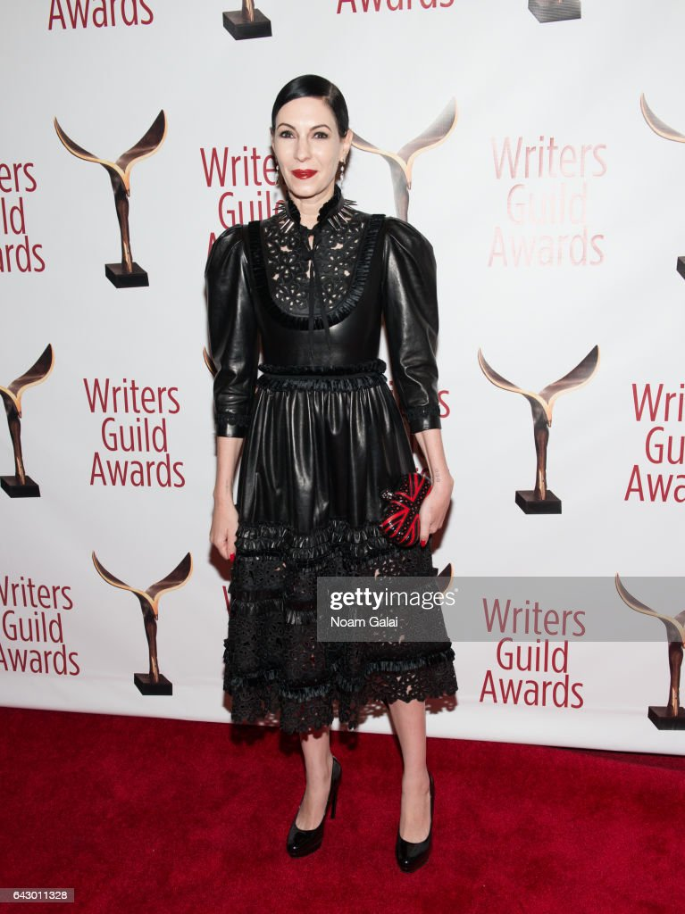 Jill Kargman attends the 69th Annual Writers Guild Awards New York ceremony at Edison Ballroom on February 19, 2017 in New York City.