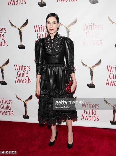 Jill Kargman attends the 69th Annual Writers Guild Awards New York ceremony at Edison Ballroom on February 19 2017 in New York City