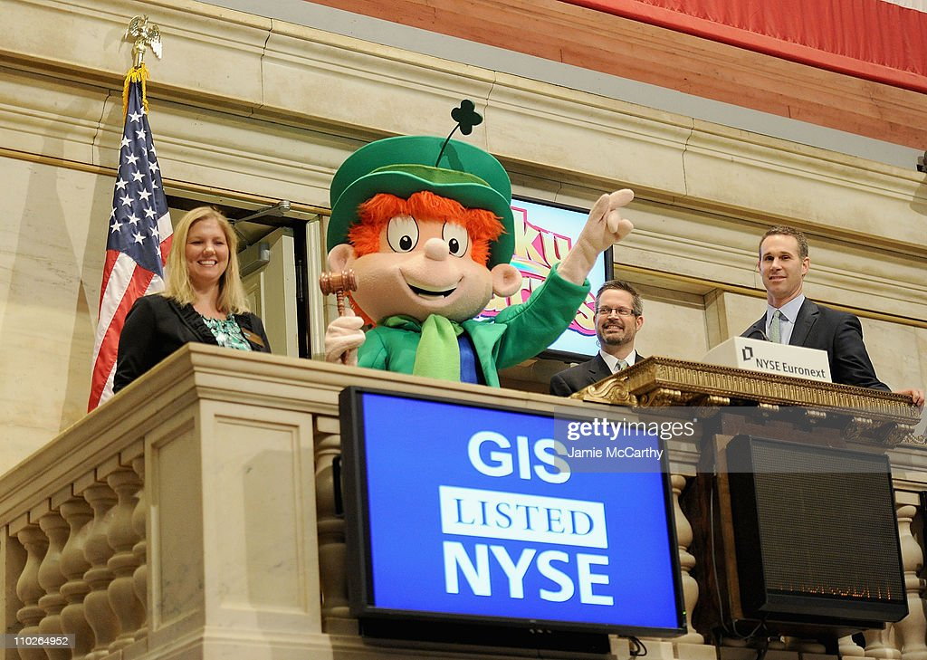 New york stock exchange on march 17 2011 in new york city show more