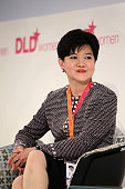 Jill Lee attends the Digital Life Design women conference at the Centre for New Technologies at Deutsches Museum on June 10 2010 in Munich Germany...