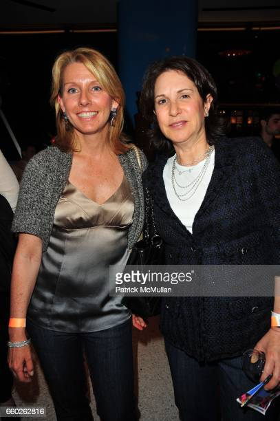 Jill Marino and Laura Blankfein attend ASSOCIATION to BENEFIT CHILDREN hosts COCKTAILS IN CANDYLAND at Dylan's Candy Bar on June 18 2009 in New York...