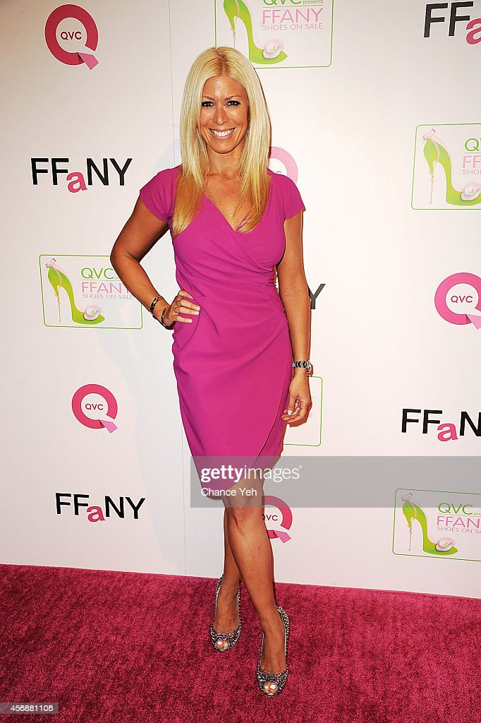 Jill Martin attends the 2014 FFANY Shoes On Sale Gala at The Waldorf=Astoria on October 8 2014 in New York City