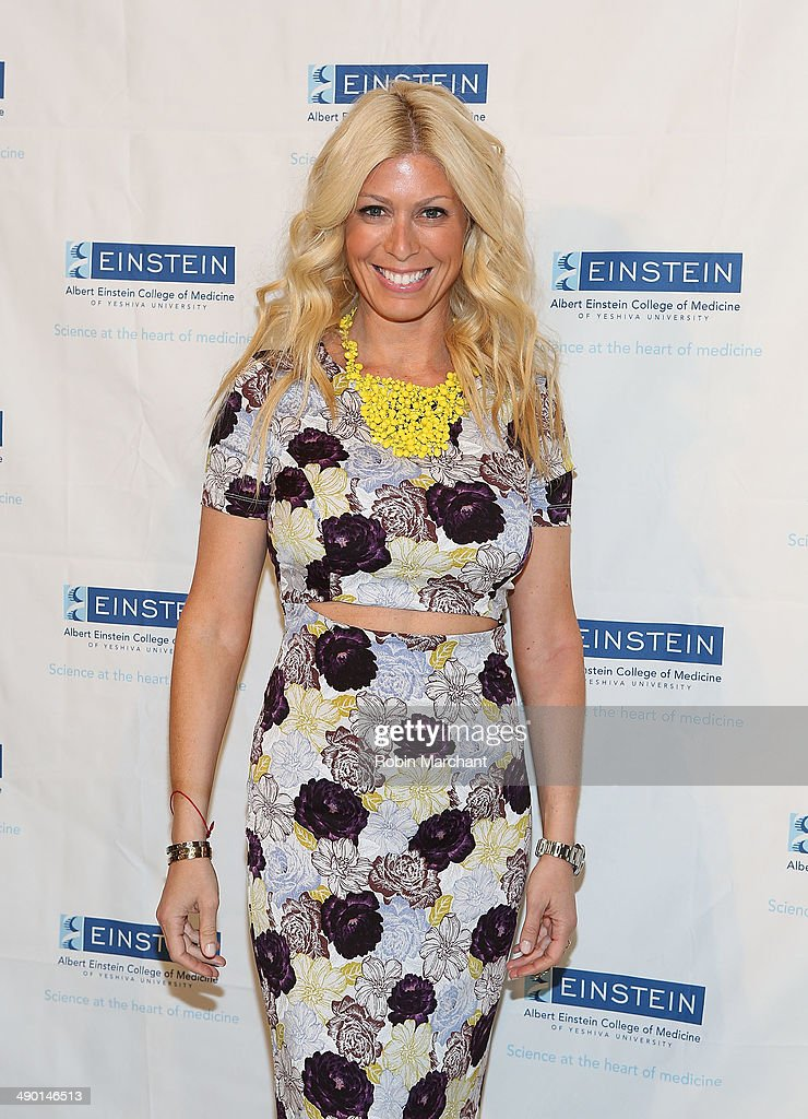 Jill Martin attends the 60th Albert Einstein College Of Medicine's Spirit Of Achievement Luncheon at The Plaza Hotel on May 13 2014 in New York City