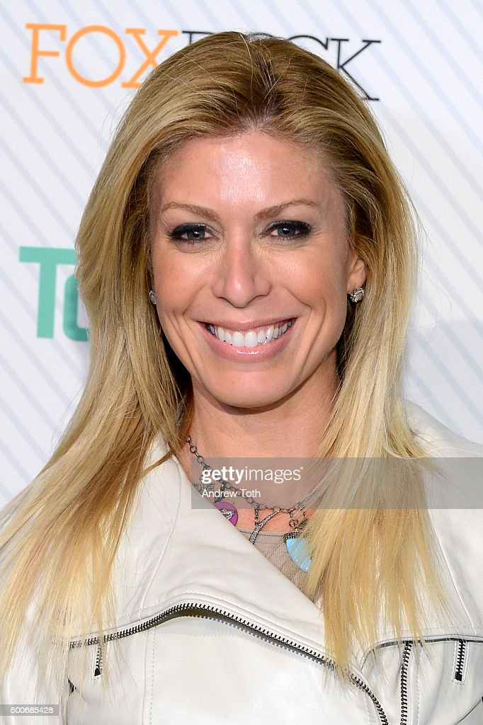Jill Martin attends the 7th Annual New York City TopSpin Charity Event at Metropolitan Pavilion on December 9 2015 in New York City