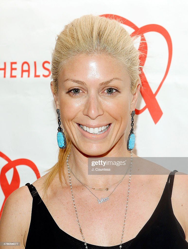 Jill Martin attends the Love Heals 2014 Gala at Four Seasons Restaurant on March 11 2014 in New York City