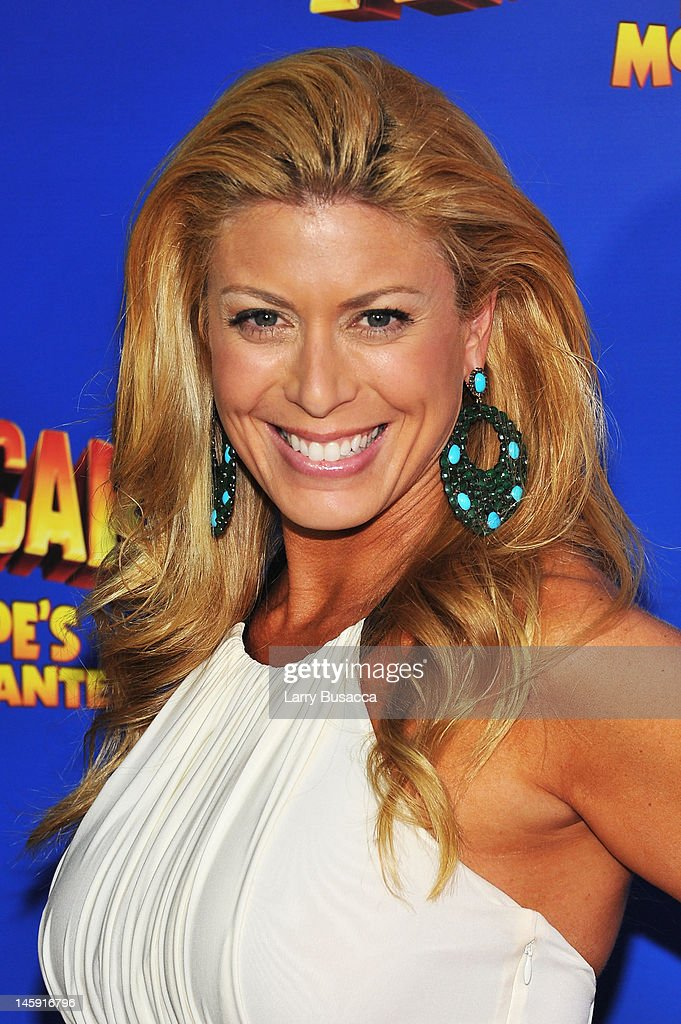 Jill Martin attends the 'Madagascar 3: Europe's Most Wanted' New York Premiere at Ziegfeld Theatre on June 7, 2012 in New York City.