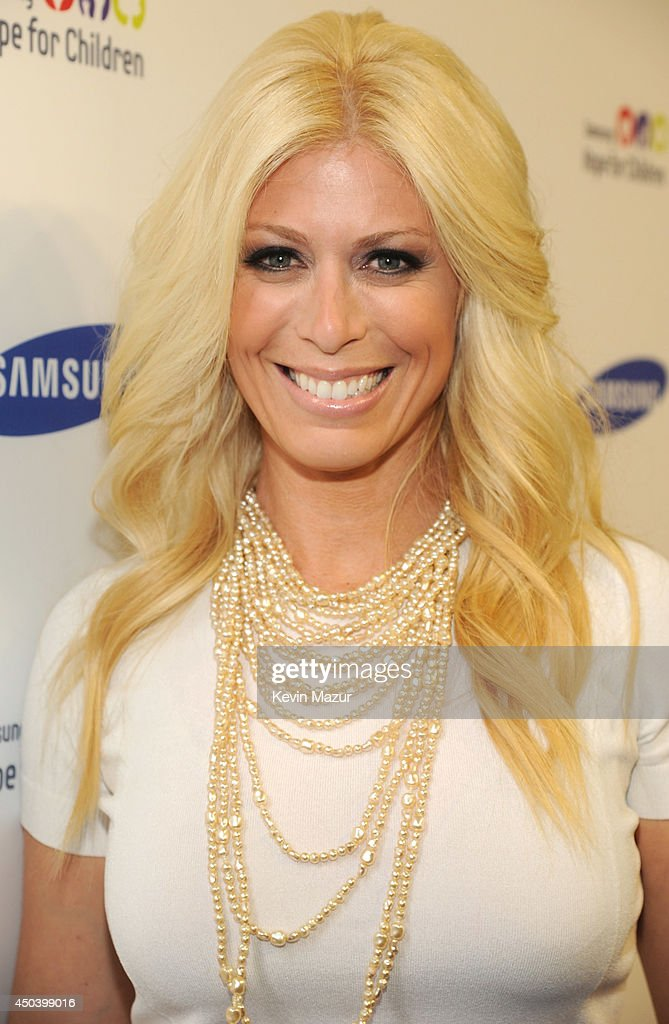 Jill Martin attends the Samsung Hope For Children Gala 2014 at Cipriani Wall Street on June 10 2014 in New York City