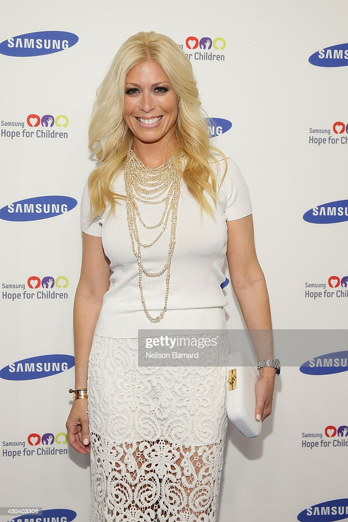 Jill Martin attends the Samsung Hope For Children Gala 2014 on June 10 2014 in New York City