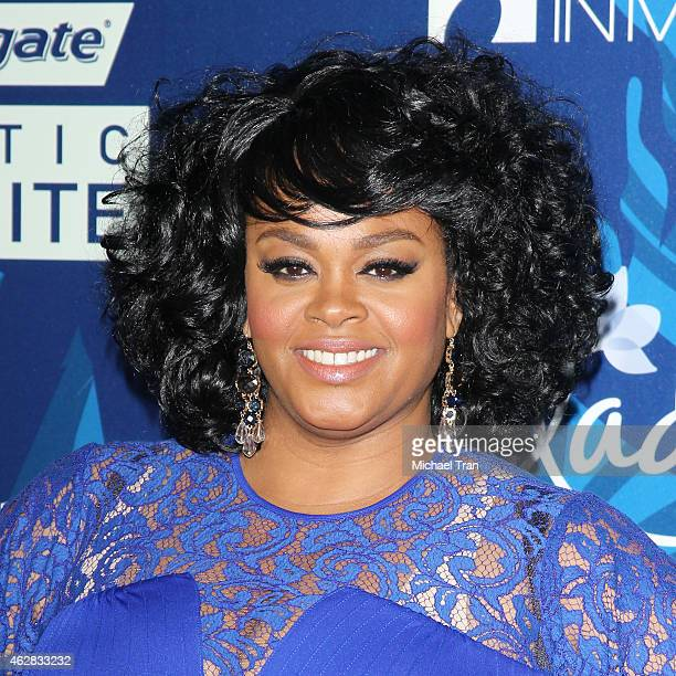 Jill Scott arrives at the Essence 6th Annual Black Women In Music event held at Avalon on February 5 2015 in Hollywood California