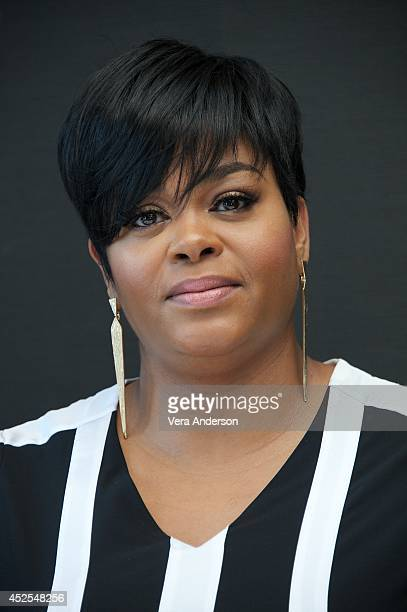 Jill Scott at the 'Get On Up' Press Conference at the Mandarin Oriental Hotel on July 21 2014 in New York City