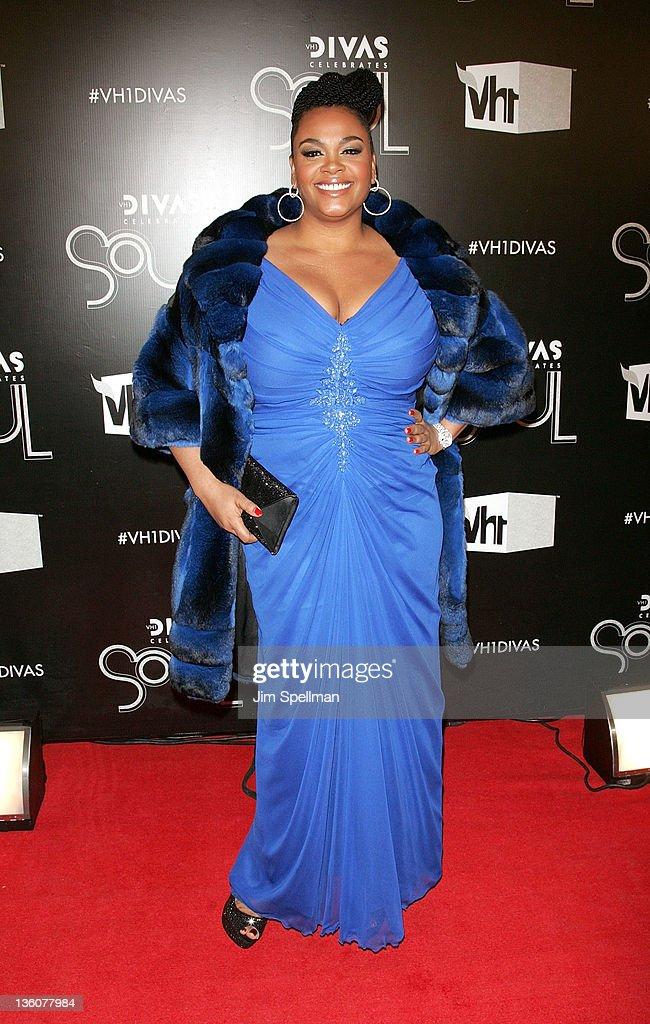 Jill Scott attends 2011 VH1 Divas Celebrates Soul at the Hammerstein Ballroom on December 18, 2011 in New York City.