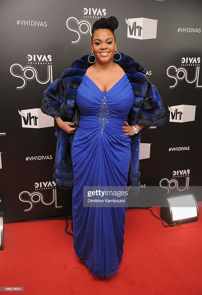 Jill Scott attends VH1 Divas Celebrates Soul at Hammerstein Ballroom on December 18, 2011 in New York City.