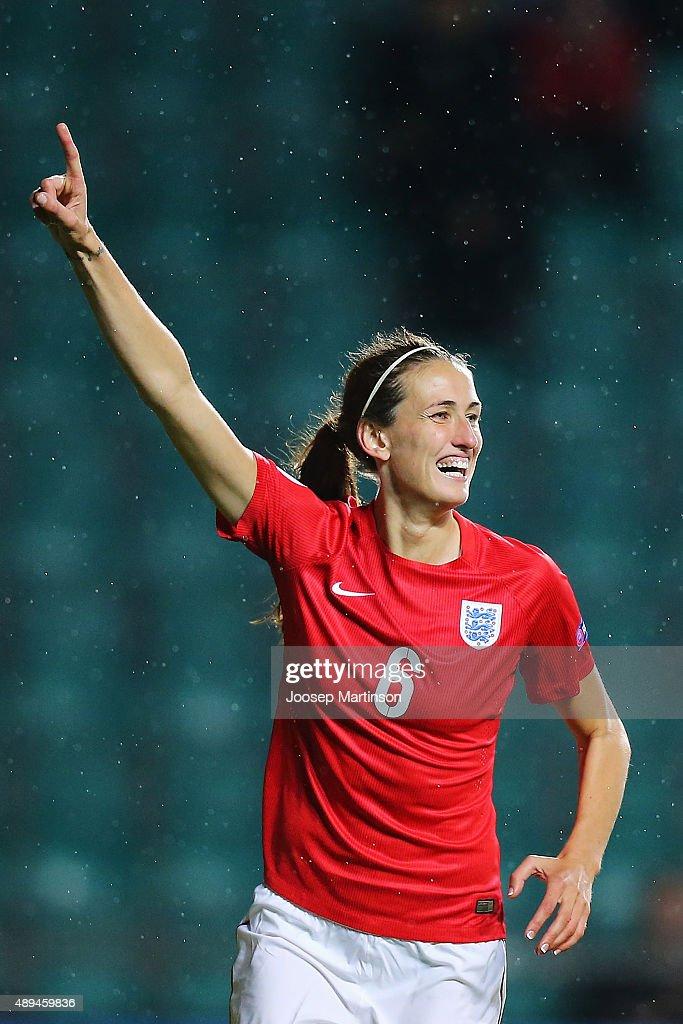 Estonia Women v England Women - UEFA Women's Euro 2017 Qualifier