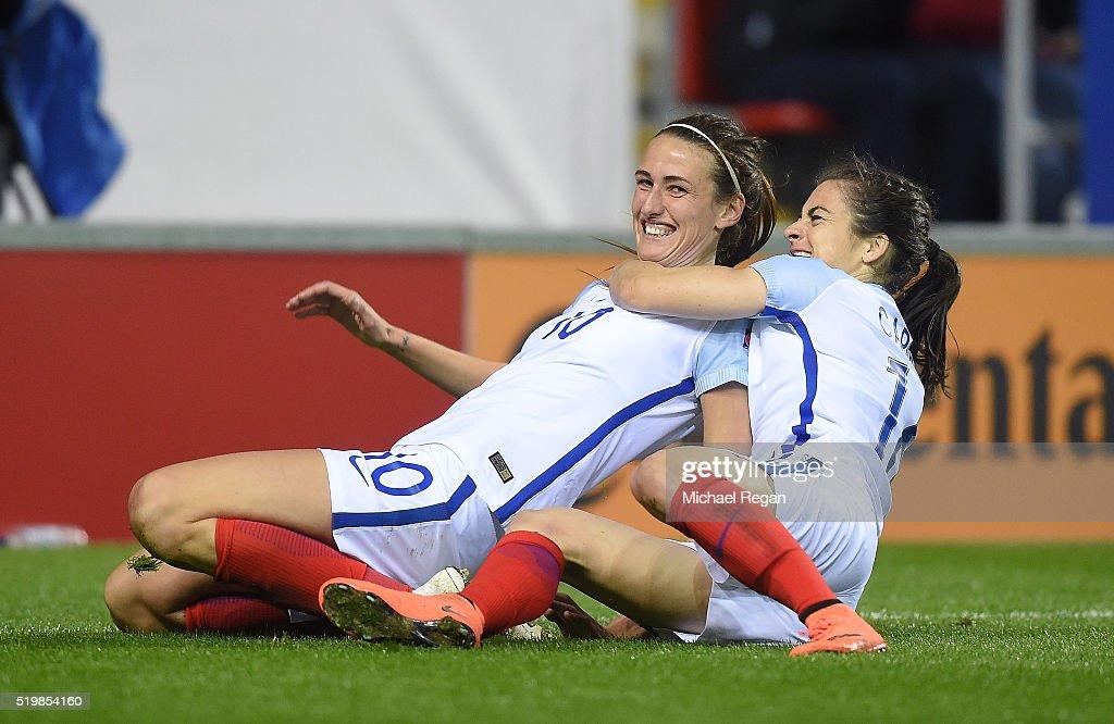 England v Belgium: UEFA Women's European Championship Qualifiers