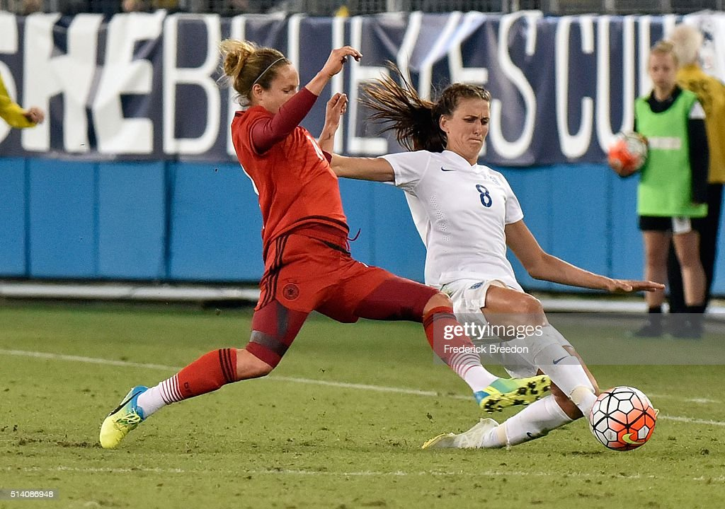 2016 SheBelieves Cup - Germany v England
