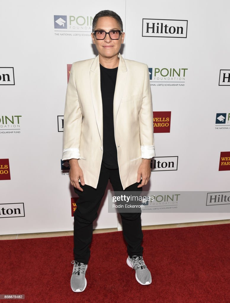 Jill Soloway attends Point Honors Los Angeles at The Beverly Hilton Hotel on October 7, 2017 in Beverly Hills, California.