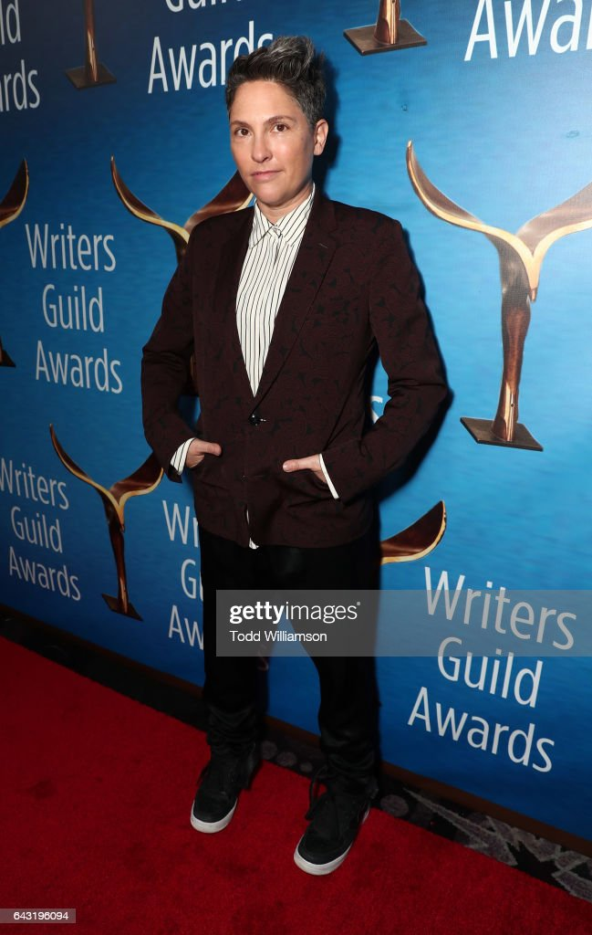 Jill Soloway attends the 2017 Writers Guild Awards L.A. Ceremony at The Beverly Hilton Hotel on February 19, 2017 in Beverly Hills, California.