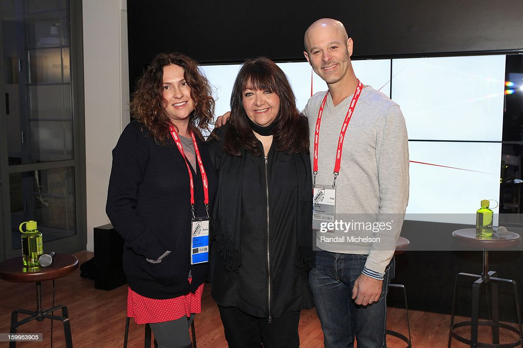 <a gi-track='captionPersonalityLinkClicked' href=/galleries/search?phrase=Jill+Soloway&family=editorial&specificpeople=1131373 ng-click='$event.stopPropagation()'>Jill Soloway</a>, <a gi-track='captionPersonalityLinkClicked' href=/galleries/search?phrase=Doreen+Ringer+Ross&family=editorial&specificpeople=632515 ng-click='$event.stopPropagation()'>Doreen Ringer Ross</a> and Craig Wedren attend the BMI Roundtable at Sundance House on January 23, 2013 in Park City, Utah.
