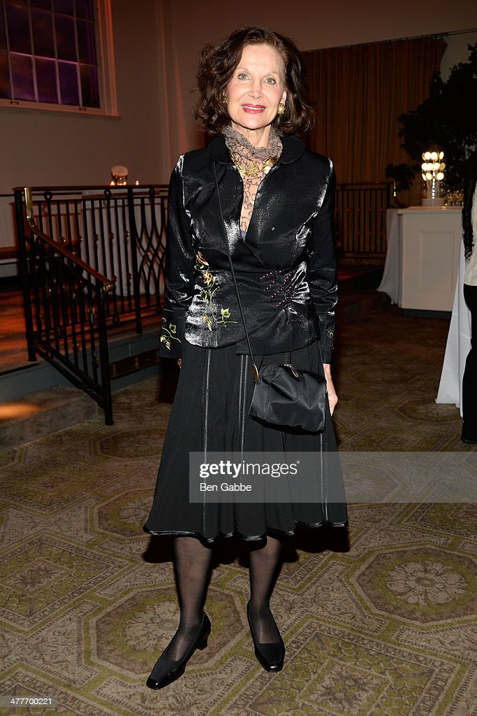 Jill Spalding attends the New York School Of Interior Design 2014 Benefit Dinner at 583 Park Avenue on March 10, 2014 in New York City.