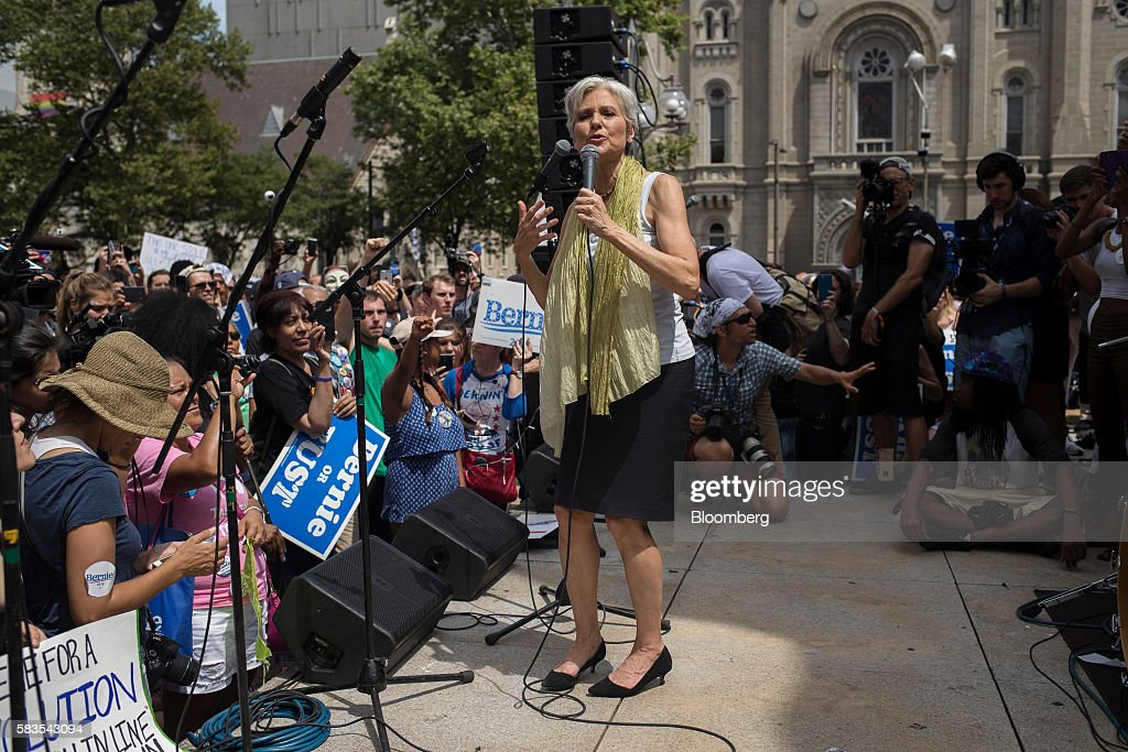 Image result for jill stein getty images