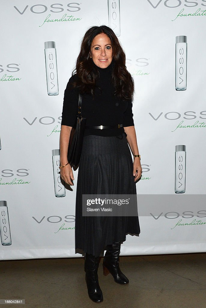 Jill Stuart attends the fourth annual Voss Foundation Women Helping Women New York luncheon at Dream Downtown on November 14, 2013 in New York City.
