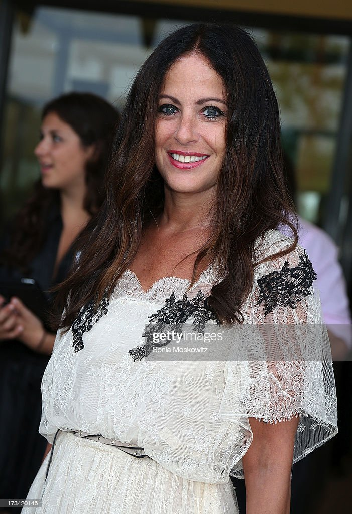 Jill Stuart attends the Parrish Art Museum 2013 Midsummer Party on July 13, 2013 in Southampton, United States.