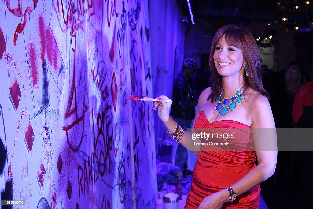 <a gi-track='captionPersonalityLinkClicked' href=/galleries/search?phrase=Jill+Zarin&family=editorial&specificpeople=4436962 ng-click='$event.stopPropagation()'>Jill Zarin</a> attends the Rock Art Love Ball on March 12, 2013 in New York City.