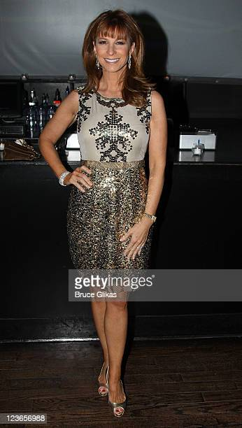 Jill Zarin attends Victoria de Lesseps' 16th Birthday Party at Arena on December 11 2010 in New York City