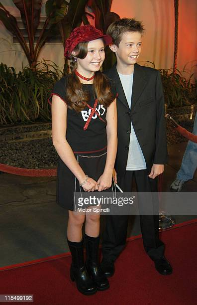 Jillian Clare and Christopher Gerse during NBC Launches 'Days of Our Lives' Serial Murder Mystery Storyline at Arclight Cinerama Dome in Hollywood...