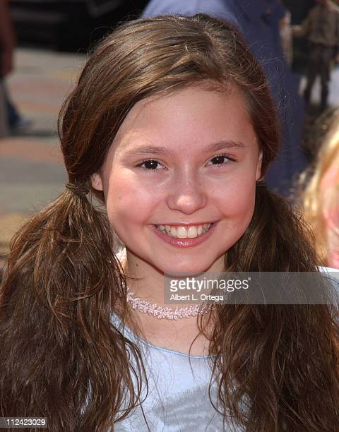 Jillian Clare during 'Two Brothers' World Premiere Arrivals at Universal Studios Cinemas in Universal City California United States