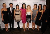 Jillian Dempsey actor Patrick Dempsey singer Fergie Chairman and Chief Executive Officer of Avon Products Andrea Jung actress Reese Witherspoon...