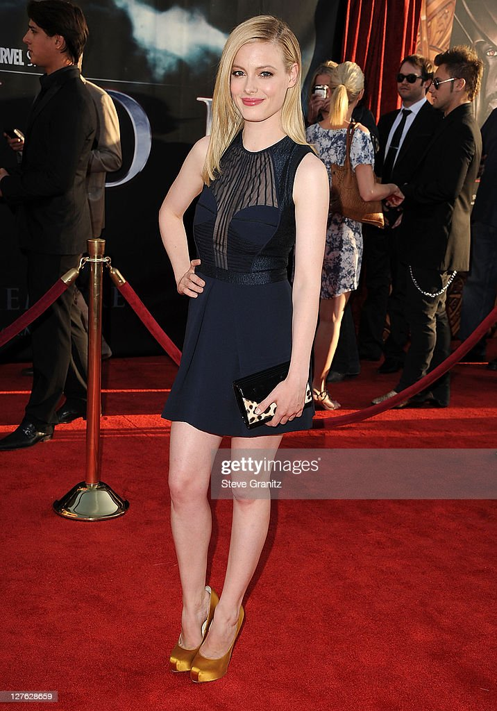 Jillian Jacobs attends the 'Thor' Los Angeles Premiere at the El Capitan Theatre on May 2, 2011 in Hollywood, California.