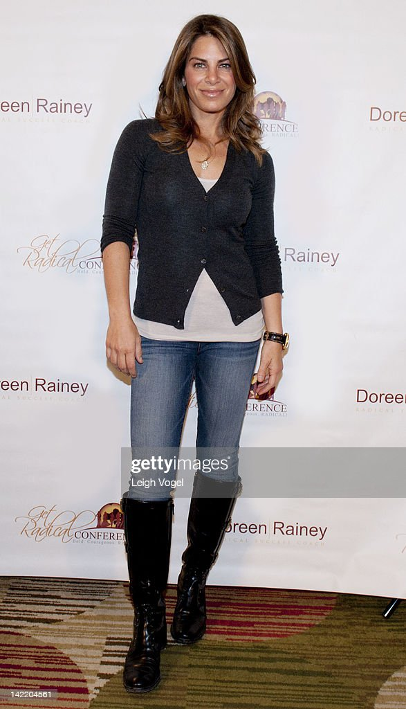 <a gi-track='captionPersonalityLinkClicked' href=/galleries/search?phrase=Jillian+Michaels&family=editorial&specificpeople=2303813 ng-click='$event.stopPropagation()'>Jillian Michaels</a> attends the 4th Annual Get Radical Women's conference at the Hyatt Regency on March 31, 2012 in Reston, Virginia.