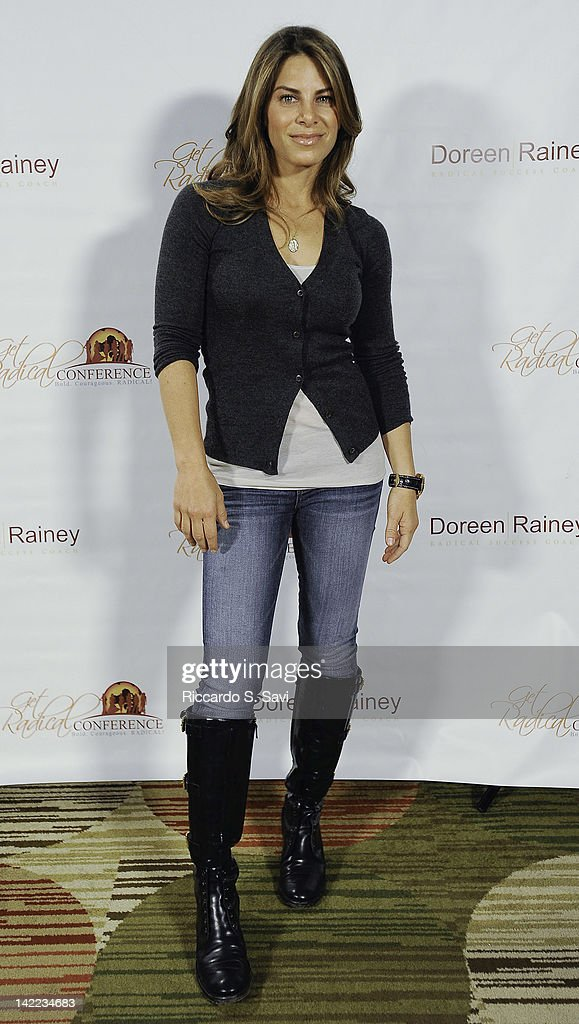 Jillian Michaels attends the 4th Annual Get Radical Women's conference at the Hyatt Regency on March 31, 2012 in Reston, Virginia.