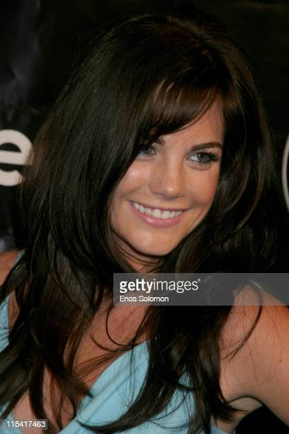 Jillian Murray during Launch of 'Hollywood Covered' Magazine and Niki Shadrow's Birthday at Falcon in West Hollywood California United States