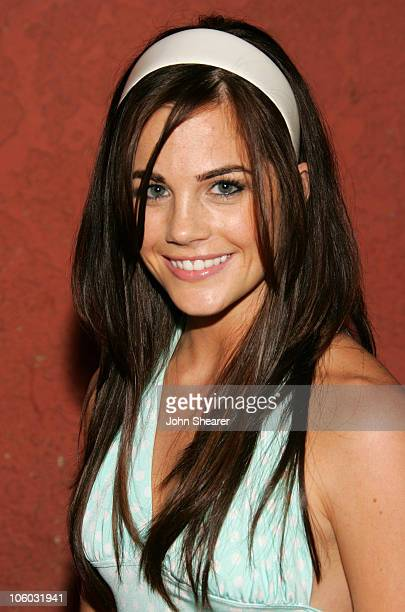 Jillian Murray during The AIDS Healthcare Foundation Presents 'Hot In Hollywood' at Henry Fonda Theatre in Hollywood California United States