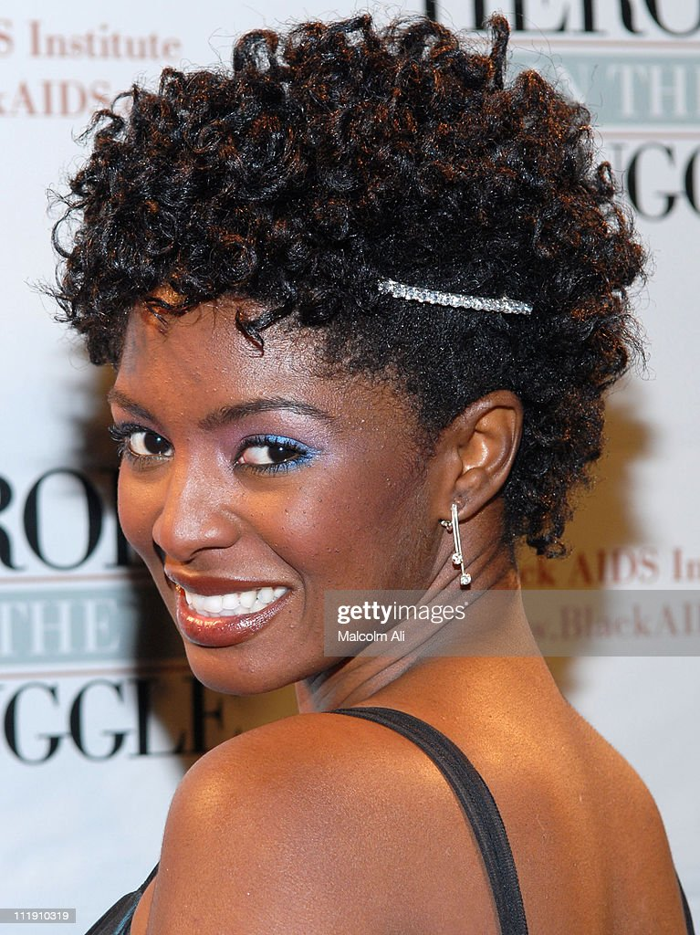 Jillian Reeves de Ortiz during The Black AIDS Institute 6th Annual Heroes in the Struggle Gala at Director's Guild in Los Angeles, California, United States.
