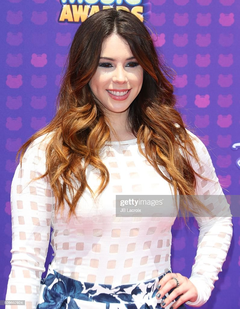 Jillian Rose Reed attends the 2016 Radio Disney Music Awards on April 30, 2016 in Los Angeles, California.