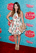 Jillian Rose Reed attends the screening of Disney Channel's 'Elena Of Avalor' at The Paley Center for Media on July 16 2016 in Beverly Hills...