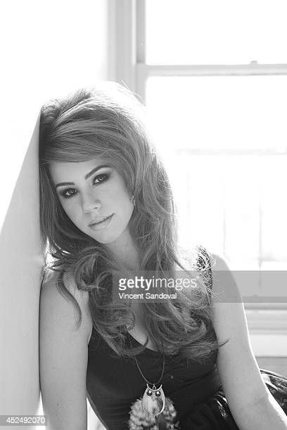 Jillian Rose Reed is photographed for Self Assignment on May 26 2011 in Los Angeles California