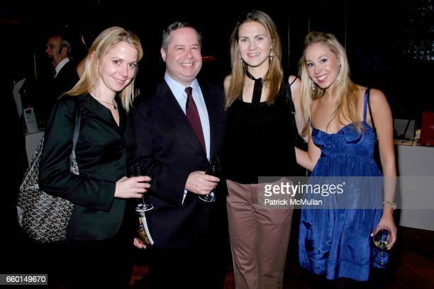Jillian Stile John Dalsheim Anna Lee Wolcott and Jill Crawford attend WINTER ANTIQUES SHOW Young Collectors' Night Sponsored by ELIE TAHARI at The...