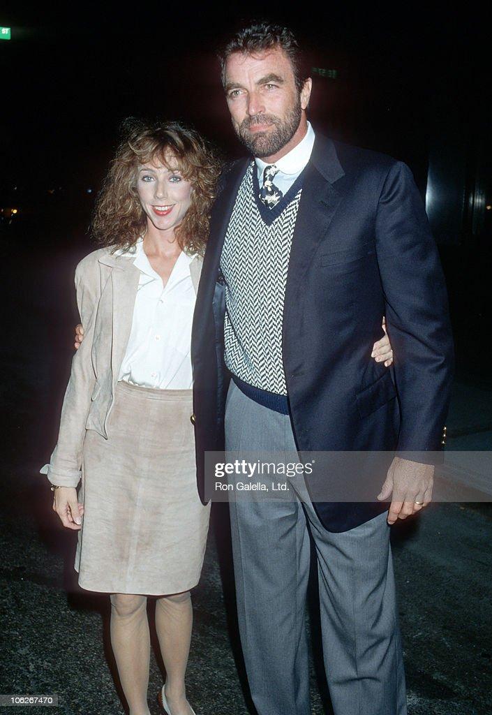 Jillie Mack and Tom Se...