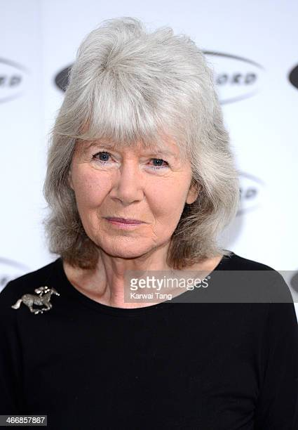 Jilly Cooper attends the Oldie of the Year awards at Simpsons in the Strand on February 4 2014 in London England